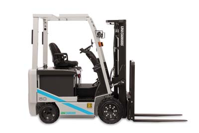 electric forklifts, electric forklift