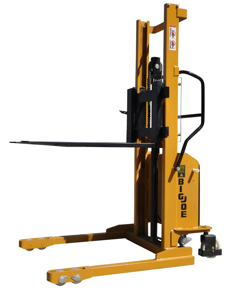 walkie straddle stacker, walkie straddle stackers, pallet trucks, pallet truck, walk behind straddle forklift, walk behind straddle forklifts