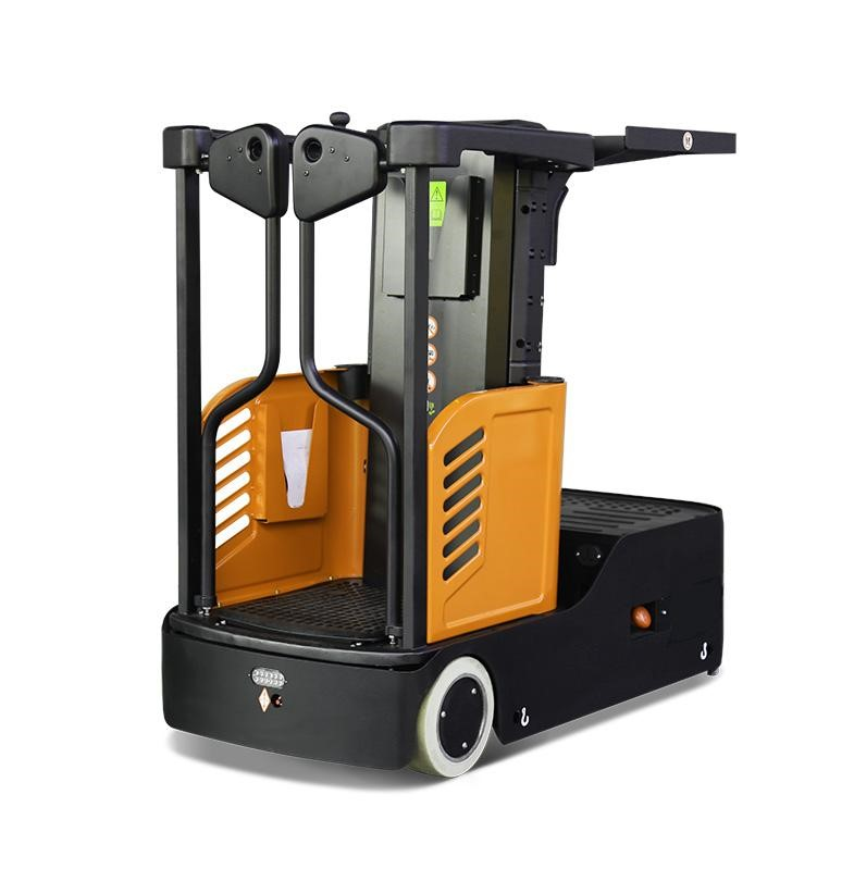 order picker, order selector, aerial man lift, aerial lift, platform height vehicle