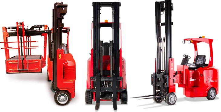 narrow aisle forklifts, narrow aisle forklift, very narrow aisle forklift, very narrow aisle forklifts, turret truck