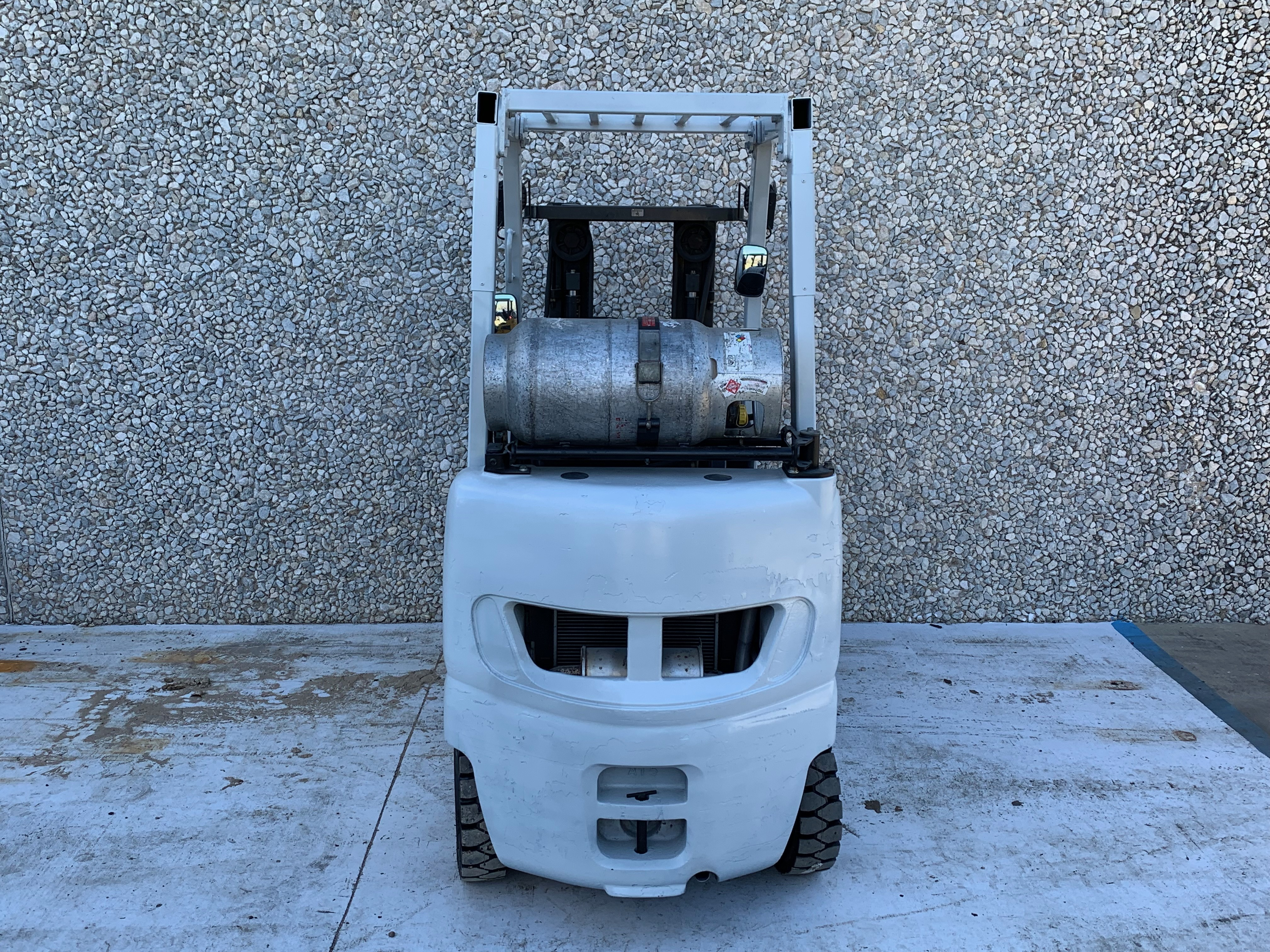 UniCarriers Nomad Forklift, Lift Truck
