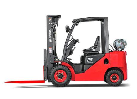 Lift Truck, Outdoor Forklift
