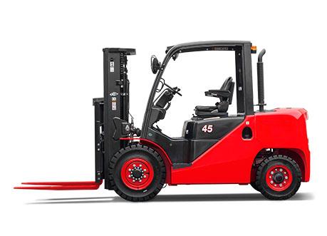 Outdoor Forklift, Diesel Forklift