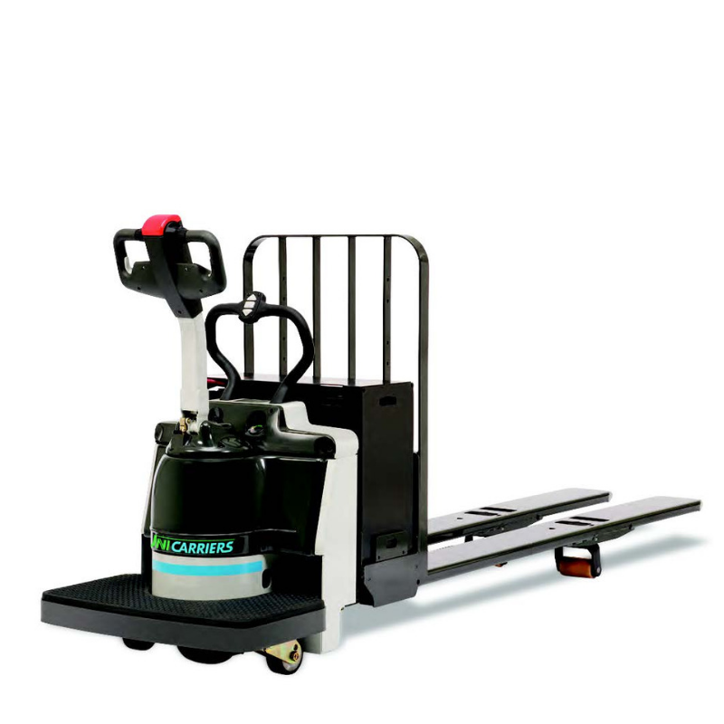 Rider Electric Pallet Jack