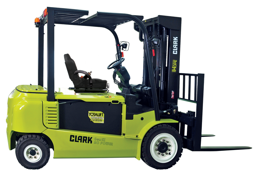 Electric Forklift, Lift Truck