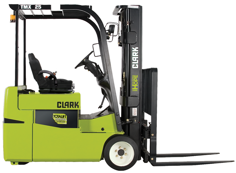 3-wheel forklift, 3 wheel forklift, three wheel forklift