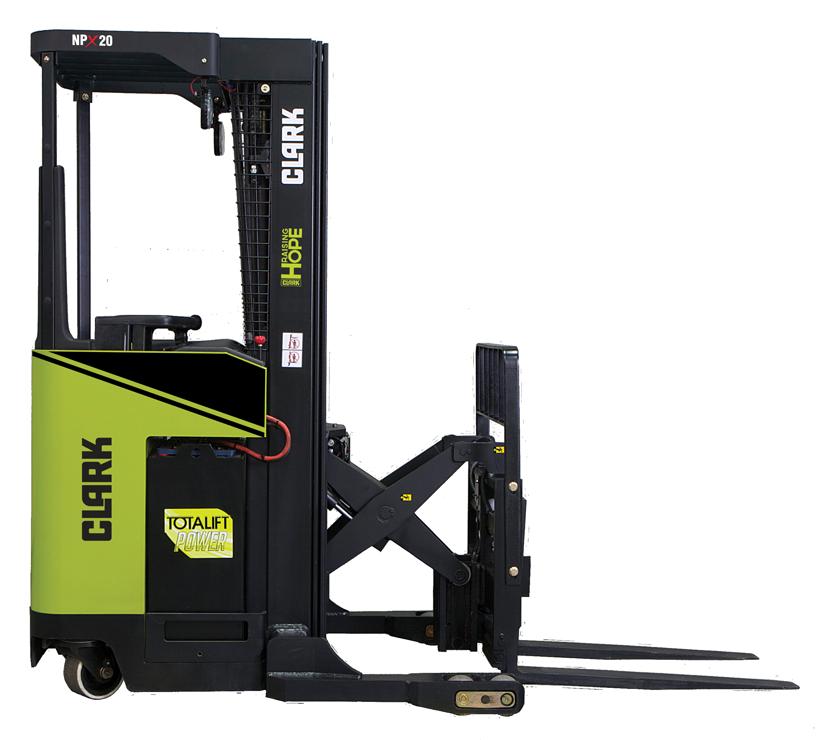 Reach Truck, Reach Forklifts