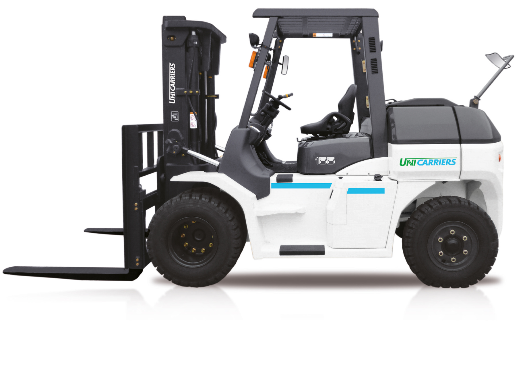 High Capacity Forklift