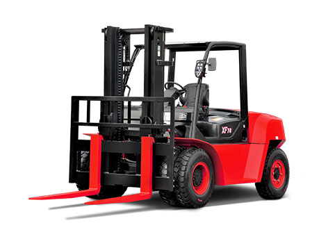 Hangcha Big Forklifts