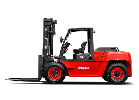 Big Forklift, Large Pneumatic Forklift