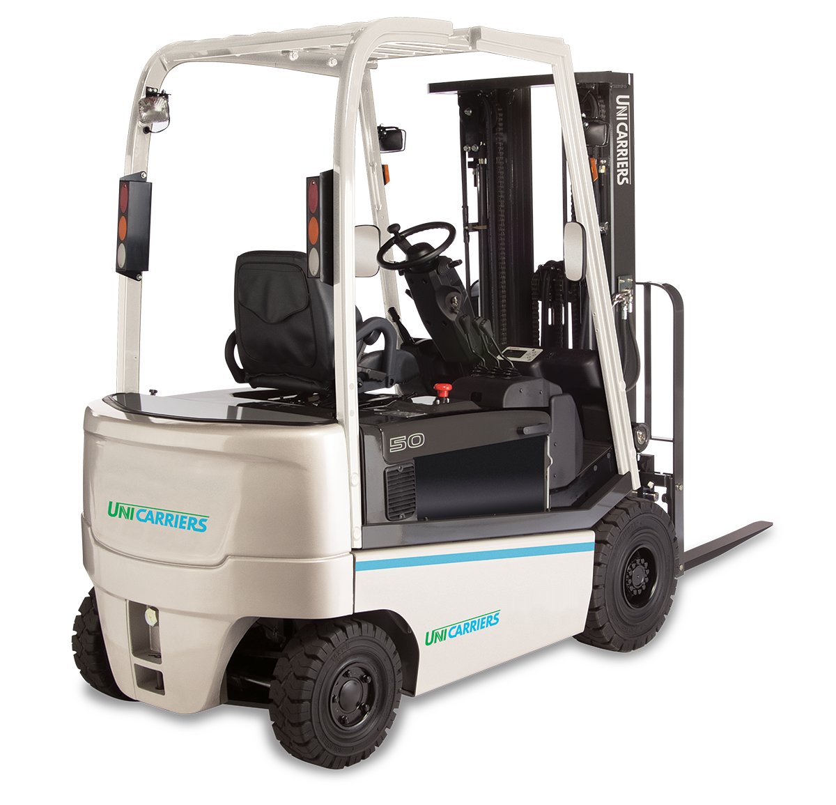 Electric Forklift, Outdoor Electric Forklift