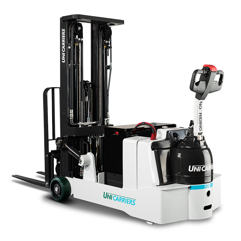 Walkie Stacker, Counterbalance Walkie Stacker