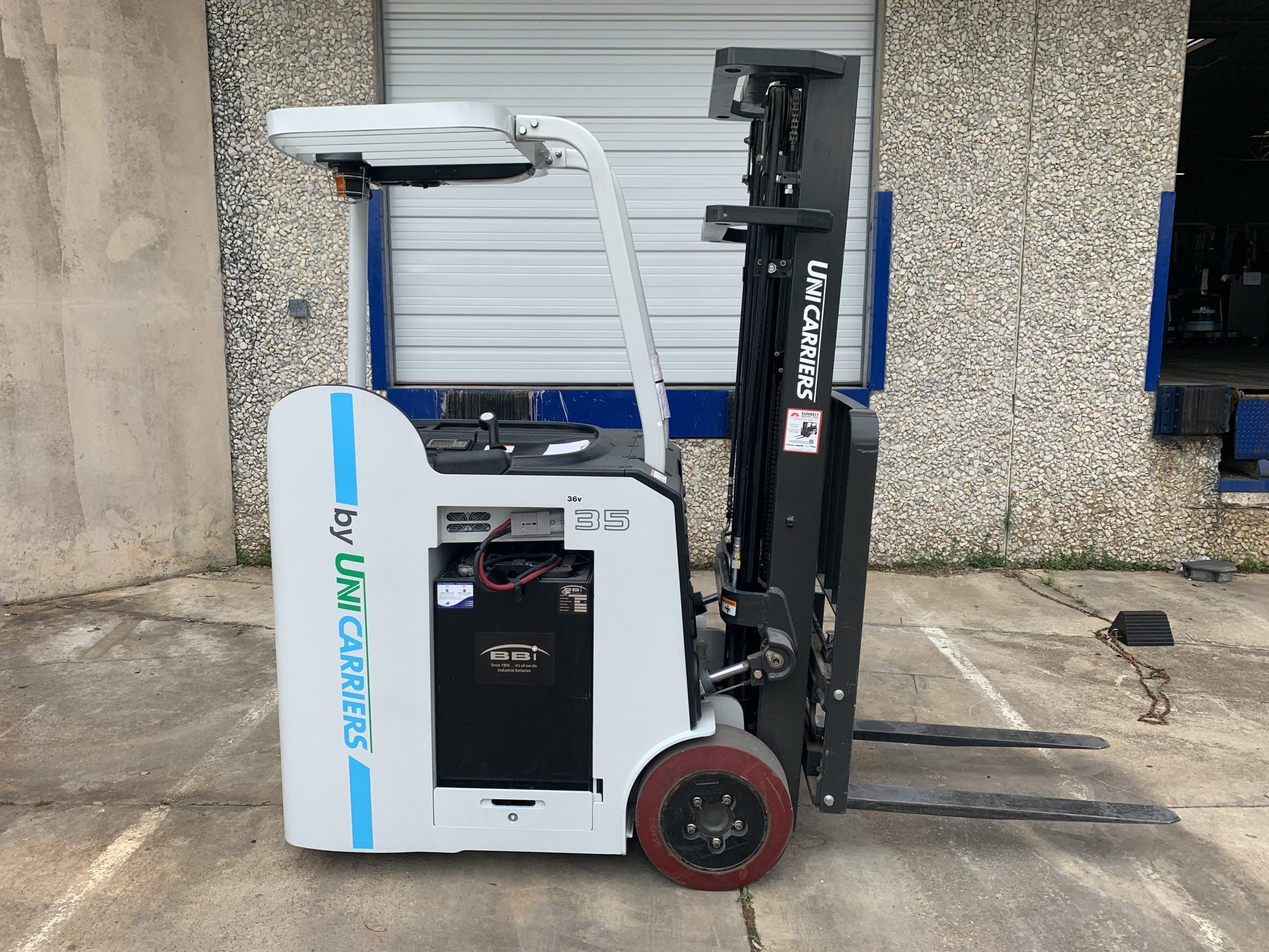 Standup Forklift, Standup Electric Forklift