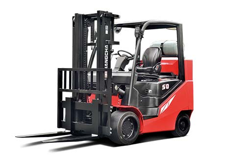 Warehouse Forklift, Indoor Forklift, Roll Clamp Forklift