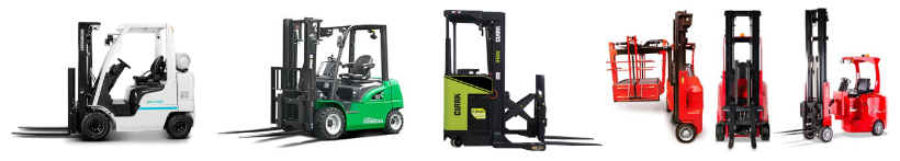 Lift Truck, Forklift, Electric Forklift, Reach Truck, Narrow Aisle Forklift